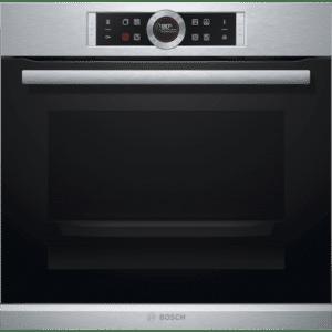 Bosch Series 8 indbygget ovn (stål)