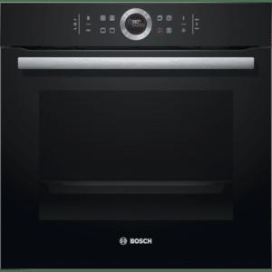 Bosch Series 8 indbygningsovn (sort)